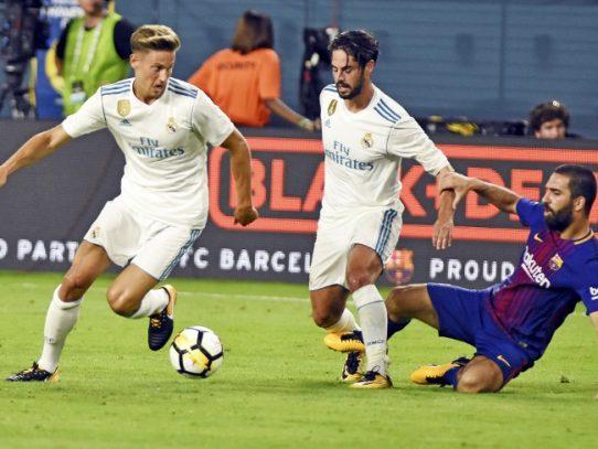 Real Madrid y Barcelona van por la Supercopa en el primer clásico sin de Neymar