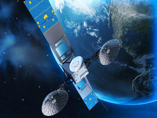 NASA lanza satélite que ayudará a astronautas a comunicarse con la Tierra