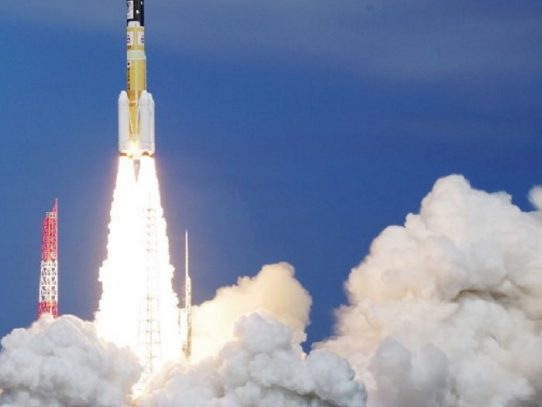 Japón pone en órbita un tercer satélite de geolocalización