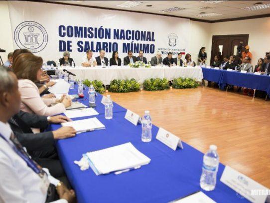 Instalan Comisión Nacional de Salario Mínimo