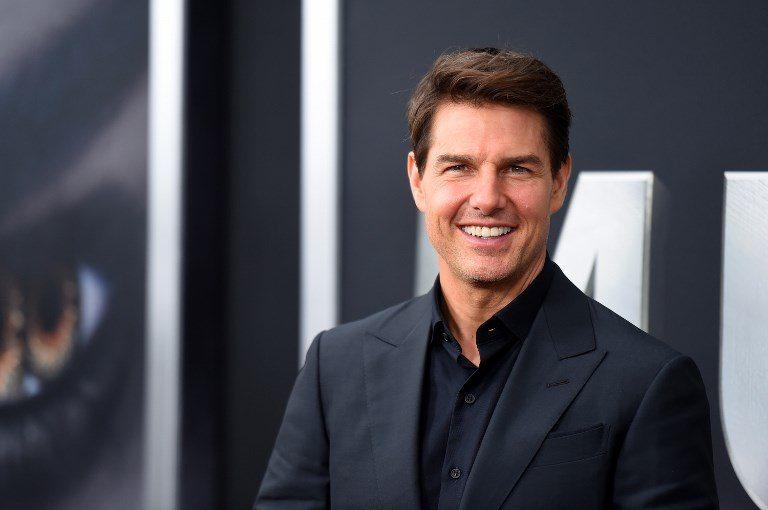 Tom Cruise filmará una película desde el espacio