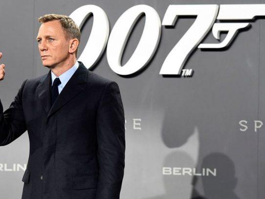Daniel Craig confirma que volverá a ser James Bond por última vez