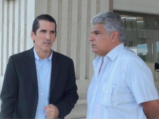 Dirigencia de CD y magistrados del TE conversan sobre la suspensión del subsidio