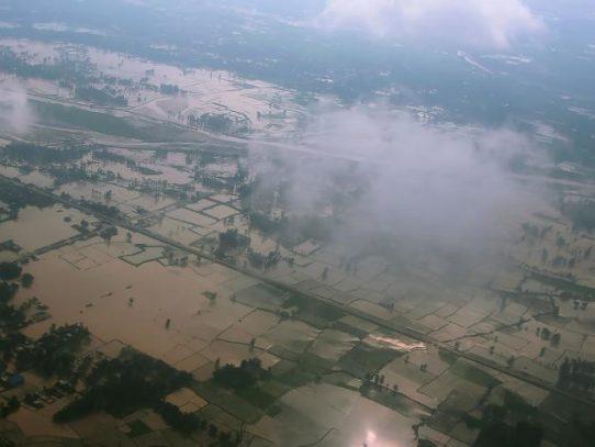 Declaran alerta verde por fenómeno de baja presión en el Caribe panameño