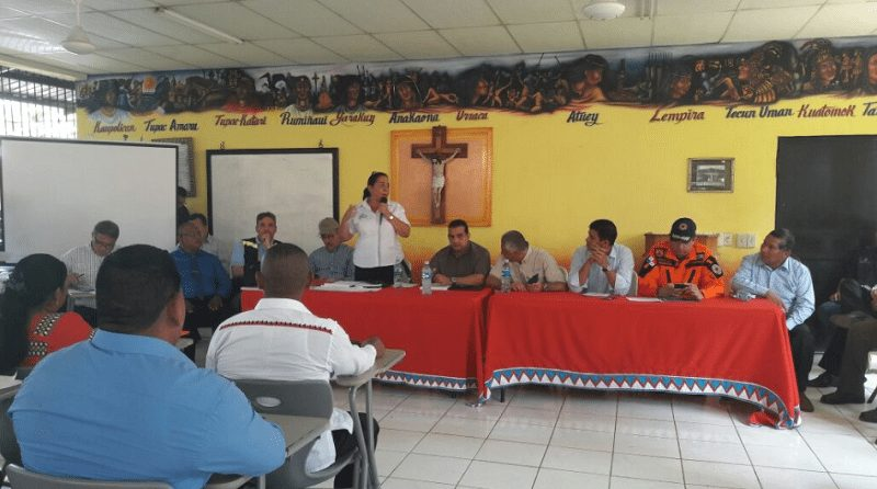Docentes en Chiriquí levantan paro tras reunión con autoridades del Meduca