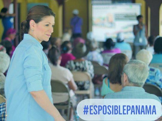 Diputada Ana Matilde inicia la recolección de firmas para candidatura presidencial