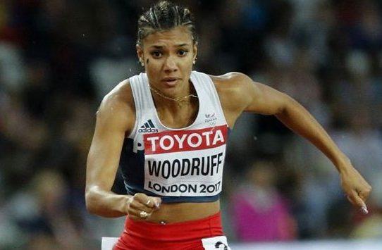 Gianna Woodruff mantiene a Panamá con vida en Mundial de Londres