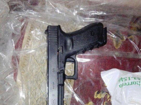 Operativo antipandillas deja 13 detenidos, armas drogas y dinero decomisado en San Miguel
