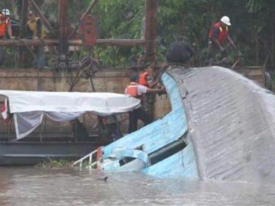Al menos diez muertos en naufragio en el norte de Brasil