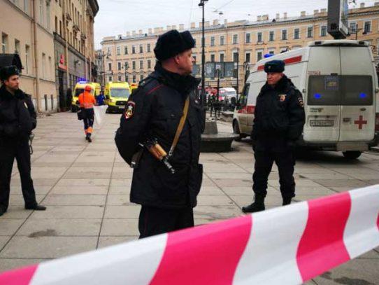 Hombre apuñala 7 personas en Rusia grupo yihadista se reivindica ataque
