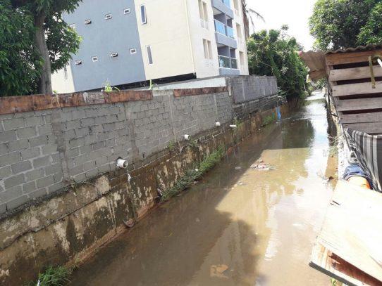 Realizan evaluación sanitaria en áreas afectadas por inundaciones en Juan Díaz