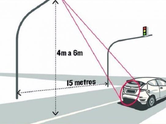 ATTT implementará 'foto multas' para mejorar la seguridad vial