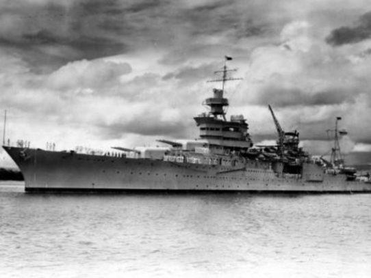 """Hallan al """"USS Indianapolis"""" 72 años después de haber sido torpedeado"""