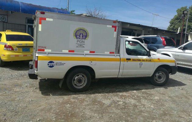 Ministerio Público solicita cooperación para el reconocimiento de dos cuerpos