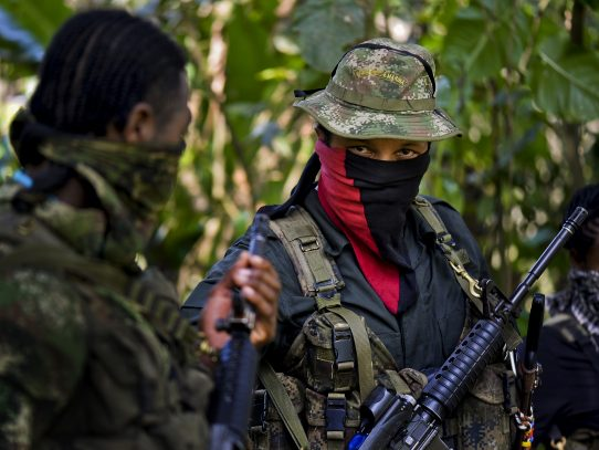 Citan a jefes de FARC para que den sus versiones sobre secuestros en Colombia