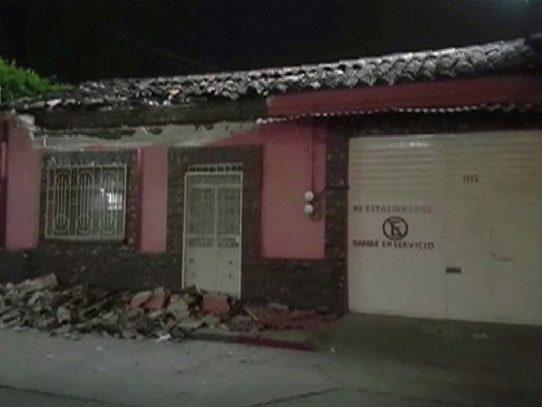 Potente sismo de 8,2 grados sacude el sur de México