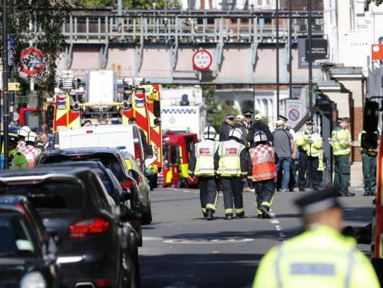El grupo EI reivindica el atentado de Londres
