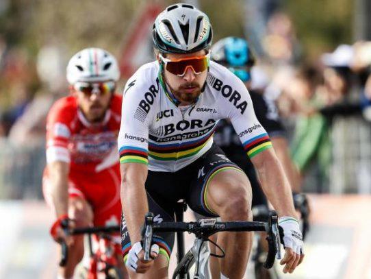 Los ciclistas barbudos, prohibidos en el seno del equipo Sport Vlaanderen