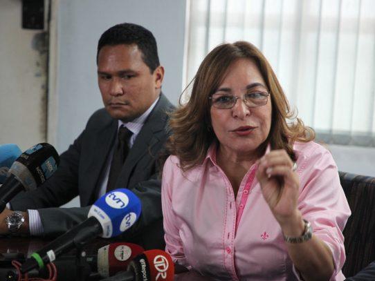 Balbina Herrera :Al pedir extradición Martinelli aceptó delitos