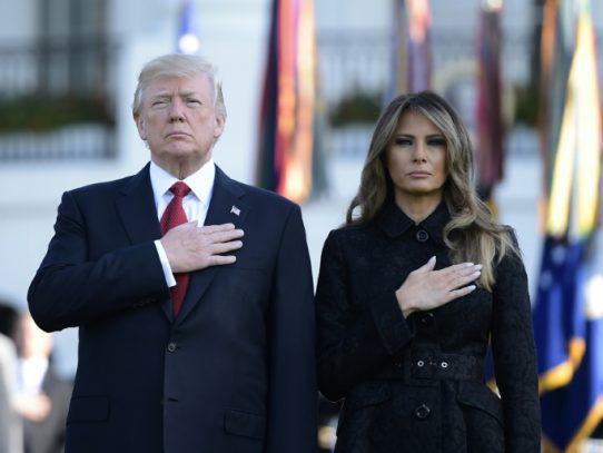 """EEUU """"no será intimidado"""", afirma Trump al recordar """"horror"""" de 11-S"""