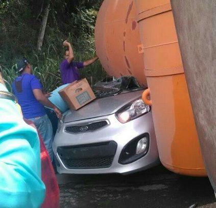 Accidente deja un muerto en carretera hacia Chapala