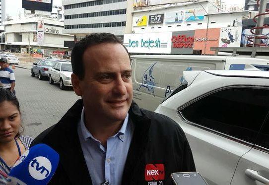Francolini sin medida cautelar tras ser indagado por el Caso Odebrecht