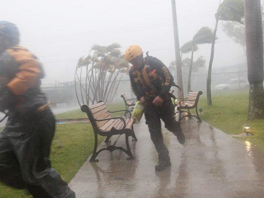 Gobierno pide denunciar oportunistas que intentan lucran con desastres naturales