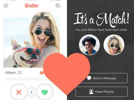 Tinder se convierte en la aplicación más descargada de Apple Store