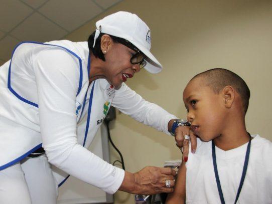 """Entidades de salud realizarán vacunación """"casa por casa"""" contra el Sarampión"""