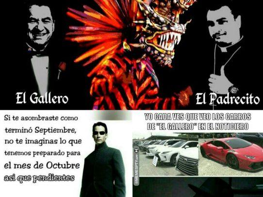 """Brotes de """"memes"""" tras cadena de escándalos en La Villa de los Santos"""