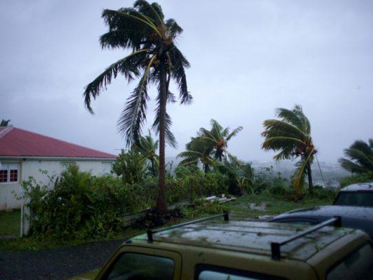 Sinaproc advierte de fuertes vientos, ráfagas y oleajes hasta el sábado 16