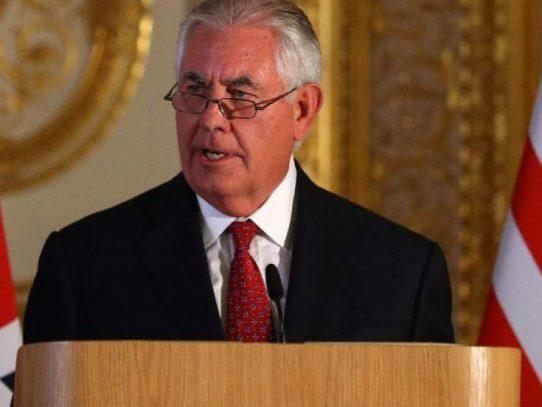 """Tillerson: traslado de embajada de EEUU a Jerusalén """"probablemente"""" no antes de dos años"""