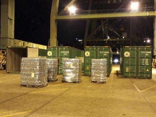 Panamá envía contenedores con ayuda humanitaria a Puerto Rico tras huracán