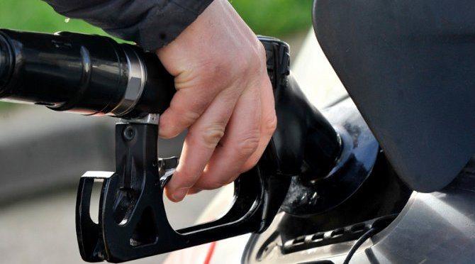 Suben los precios de la gasolina de 95 y 91 octanos