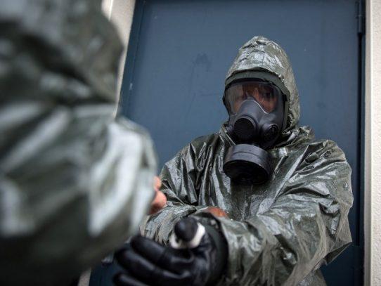 EEUU concluye destrucción de viejas armas químicas en Panamá