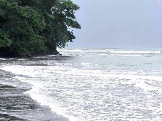 Sinaproc emite aviso de prevención por mar de fondo hasta el 26 de junio