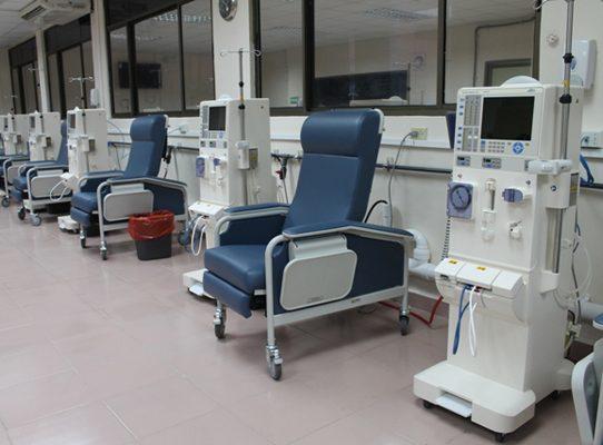 CSS inicia hoy atención en nueva sala de hemodiálisis del hospital Santo Tomás