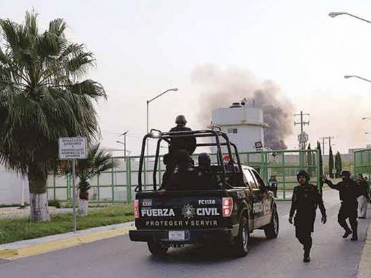 Aumentan a 16 los muertos por motín en cárcel del norte de México