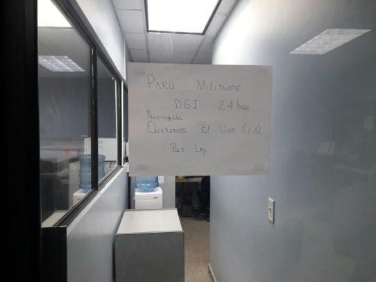 Empleados de la DGI pactan tregua hasta el martes