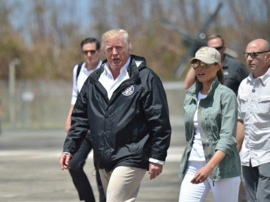 Un Trump debilitado prepara una trascendente gira por Asia