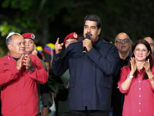 """Venezuela tilda de """"ridículas"""" acusaciones de EEUU contra Maduro"""