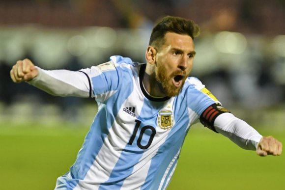 Messi revive a Argentina y al Mundial