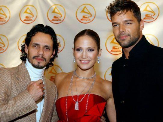 Marc Anthony, Jennifer López y Ricky Martin en teletón por damnificados de los huracanes