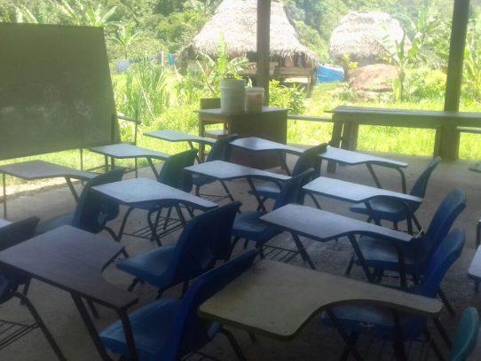 Meduca suspende las clases en la comarca Ngäbe-Bugléeste lunes 15 de octubre