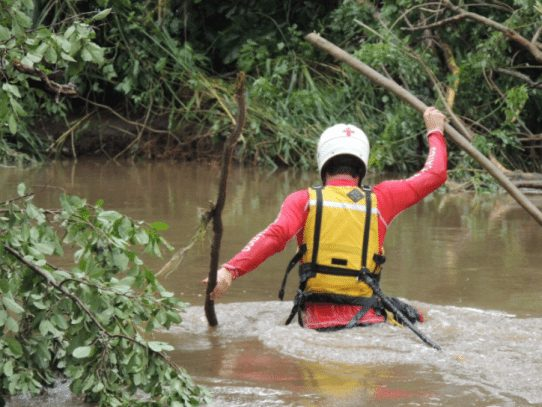 Tormenta Nate deja 4,975 personas afectadas en Panamá