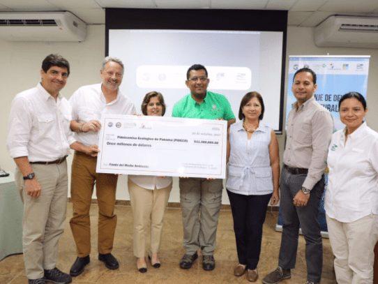 EEUU dona USD 11 millones a Panamá para parques nacionales