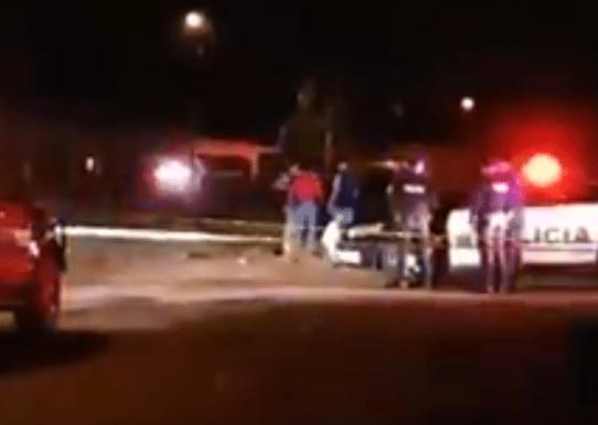 Muere taxista a mano de sicarios en Villas de Las Acacias