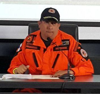 José Donderis reconoce que no manejó información clara sobre la tormenta Nate