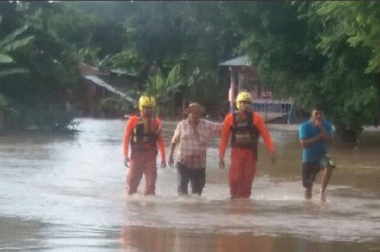 Sinaproc reporta 173 familias afectadas en Coclé, Panamá Oeste y Los Santos