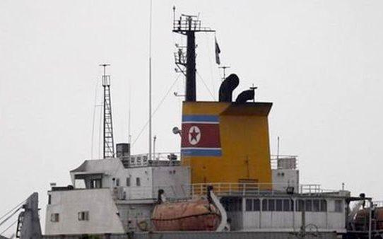 ONU prohíbe ingreso a puertos a 4 buques norcoreanos por violar sanciones